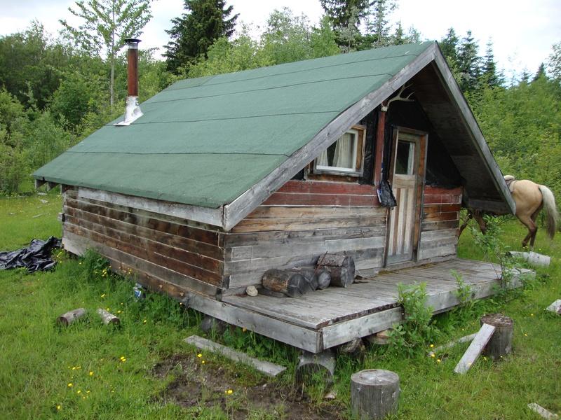 "The ""Honeymoon"" Cabin"